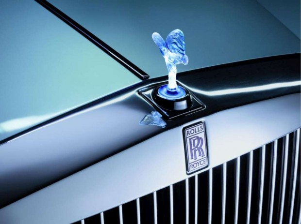 Rolls Royce 102EX Phantom Experimental Electric (EE) en Ginebra 2011
