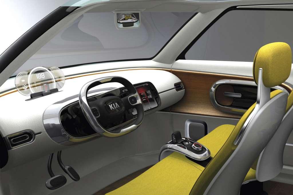 Kia Naimo Ev Concept Se Presenta En Seoul Mundoautomotor Ecologico